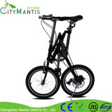 Rodas de 18 polegadas dois que dobram a bicicleta portátil