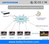 экран напольное водоустойчивое P5mm таксомотора СИД разрешения 3G/4G