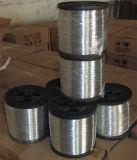 Heißer eingetauchter galvanisierter Eisen-Draht für spinnenden Maschendraht