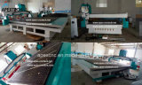 машина CNC 3D деревянная высекая, деревянный работая маршрутизатор CNC 2030