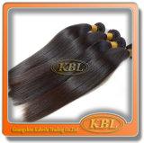 ペルーの人間の毛髪の織り方の熱い販売