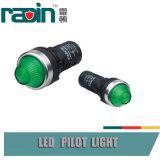 Luzes indicadoras LED Luzes LED intermitentes Interruptor de luz piloto