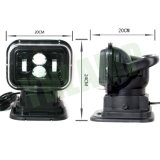 Recherche-Licht des 7inch 60W drahtloser Romote Steuerwrangler-Hallo-Niedriges Träger-LED
