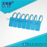 Weiße blaue Qualitäts-Kleidungs-Beispielsicherheits-mechanischer Plastik dichtet Wsk-Ym180g