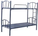 육군 공장 호텔 대학과 학교를 위한 최고 질 저가를 가진 금속 2단 침대의 도매 중대한 거래