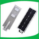 20W réverbère solaire de la détection automatique DEL