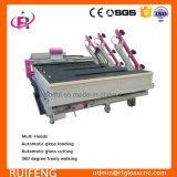 Machine à découper en verre CNC entièrement automatique (RF2520)