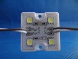 4 module carré des puces 5050 SMD DEL pour la lettre de signe