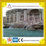 Fontaine de musique de l'eau de type de l'Europe avec la sculpture occidentale en caractère