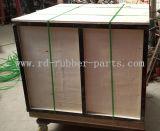 Scheda di bordatura di fornitura della gomma per il sistema di sigillamento del trasportatore