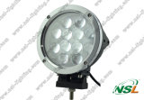 Multivoltage 10-80V DC Input 7 Inchのクリー語60W 12LEDs Driving Light、HighqualityのLED Work Light