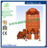 Colector de polvo industrial del cartucho de Ccaf
