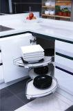 De Welbom do lustro elevado moderno branco gabinete 2016 de cozinha esperto