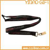 Qualität Heat Transfer Printing Polyester Lanyard mit Metal Hook (YB-l-004)