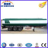 3 de Semi Aanhangwagen van de Vrachtwagen van de Tanker van het Vervoer van Petrol&Diesel van het Koolstofstaal van de as