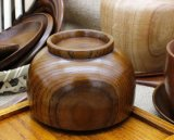 Jujube черной вишни Японск-Типа шар риса восхитительного деревянный