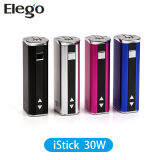 E-Cigarette 도매 Ismoka Eleaf Box Mod Istick 30W