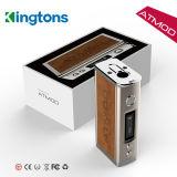 Kingtons 공장에서 새로운 최신 상자 Mod 2016년 온도 조종 Vape Mod 상자 Atmod