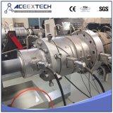 Usine de expulsion de pipe de la vis jumelle Machine/PVC