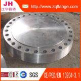 Borde estándar de la soldadura al acero de carbón En1092-1