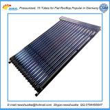 加圧太陽給湯装置の工場