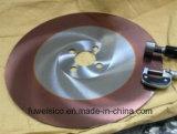 лезвие круглой пилы 250X2.0X32mm HSS для вырезывания пробки металла