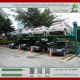 Do equipamento hidráulico do estacionamento do carro do elevador do estacionamento de 2 bornes máquina/tirante estereofónicos do equipamento do estacionamento de Syestem do estacionamento da garagem