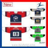 Het Healong Ingevoerde Hockey Jerseys van de Bal van de TextielDruk van de Inkt Digitale