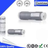 Connecteur de tube de rétrécissement d'isolation en caoutchouc de silicone de mastic de kc 97