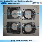 CNC die van uitstekende kwaliteit Deel voor Machines machinaal bewerken, de Verwerking van het Metaal