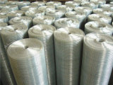 Acoplamiento de alambre soldado cubierto Galvanized/PVC para la seguridad/la construcción