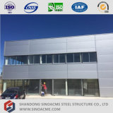 Prefabricated 금속 프레임 정부 빌딩