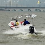 Lancha de carreras aprobada Sportboat del Ce pequeña con el motor externo