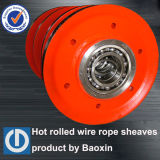 完全な造られたS45cの合金の鋼鉄ロープの共通の応用束