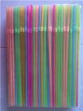 Beschikbaar Flexibel het Drinken van de Kleur van het Neon Stro