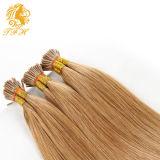 """cabelos #1b natural 100s/Lot preto da queratina da extensão do cabelo da cápsula da queratina de 16 """" 18 """" 20 """" 22 """" 24 de """" extensões do cabelo Remy Stick/I-Tip"""