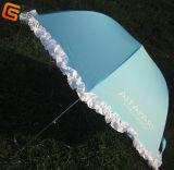 Parapluies droits de promotion d'impression de transfert thermique (YSS0006)