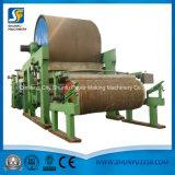 Máquina do equipamento de processamento do papel higiénico com água Waste que recicl a associação