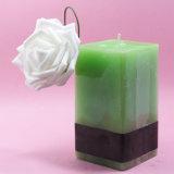 Candele poco costose di bianco della cera delle candele bianche di Aoyin 100g
