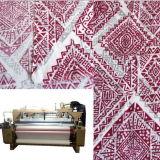Air Jet織機によってなされる平野によって編まれる印刷のレーヨンファブリック