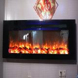vidrio de cerámica 5m m de alta temperatura de 4m m para la puerta de la chimenea con color negro