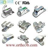 セリウムのFDA ISOの高品質の歯科矯正学の頬の管