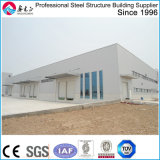 Полуфабрикат стальное здание для Африки (ZY184)