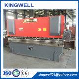 Frein hydraulique de presse de plaque de feuillard de commande numérique par ordinateur pour le cadre de porte de dépliement (WC67Y-100TX3200)