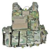 保護Aramid Ud/のPEのUdの完全な軍隊の防弾チョッキ
