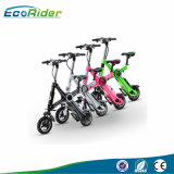 Neuester Portable E6, der elektrisches Fahrrad mit schwanzlosem Motor 250W faltet