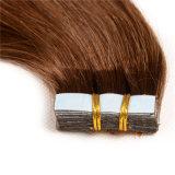 """毛の拡張20PCS/Setテープ毛のRemyの人間の毛髪の皮のよこ糸16のテープ"""" 18の"""" 20の"""" 22の""""二重味方されたテープ拡張昇進"""