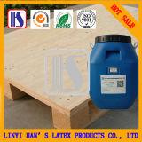 Adhésif en bois liquide blanc à base d'eau de colle d'usine de Shandong pour le bois