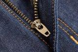D842人の冬のズボンのデニムのジーンズ
