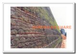 Het Netwerk van de Vezel van het basalt Geogrid 60kn